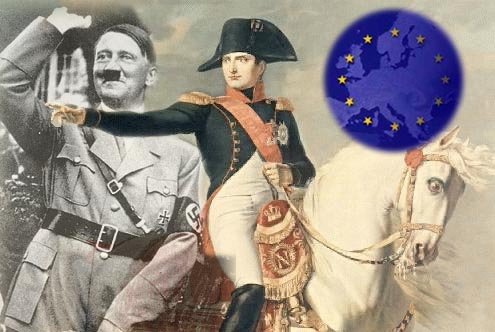 essay napoleon hitler Essay's paper body hitler was born in a small austrian village of braunan am inn just across the border from german bavaria, and napoleon was born in corsica.