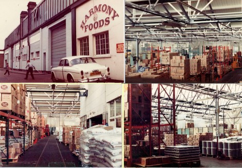 Harmony Foods Factory test