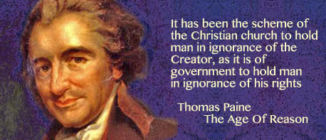Thomas Paine Blog Head